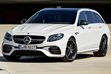 Обзор Mercedes-AMG E63 Estate