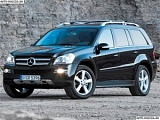автосервис Mercedes GL 450 AT X164