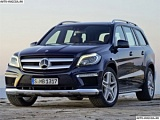 автосервис Mercedes GL 350 CDI AT